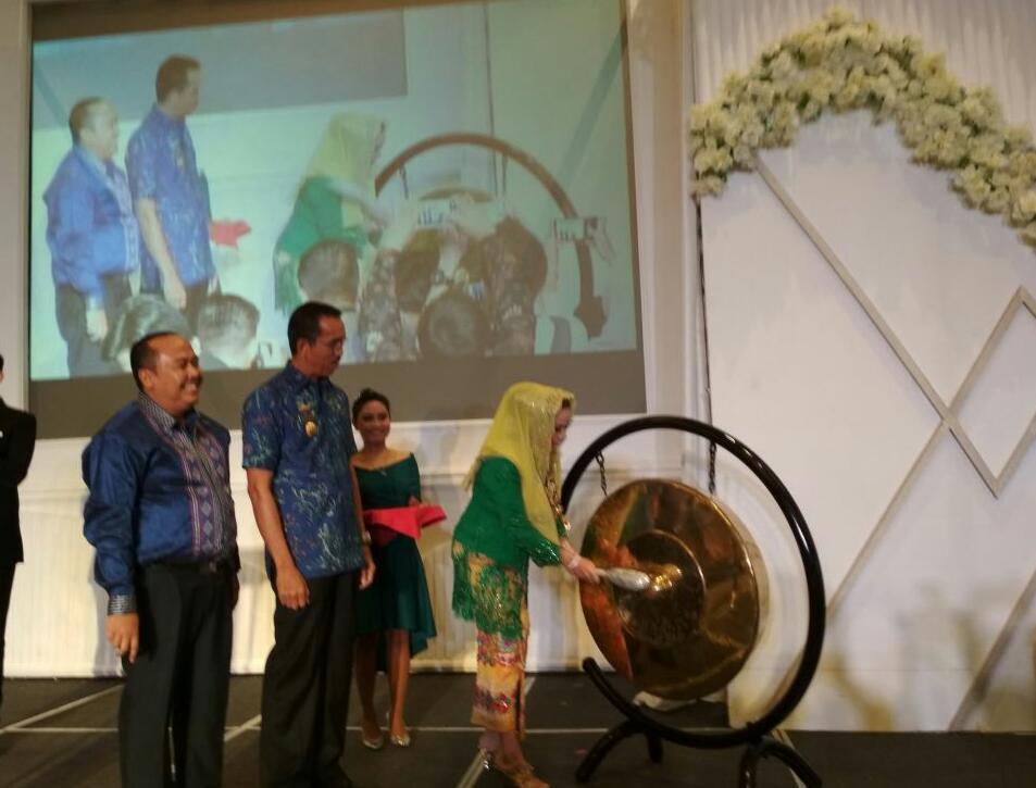 Novotel Wedding Expo 2018 Resmi di Buka
