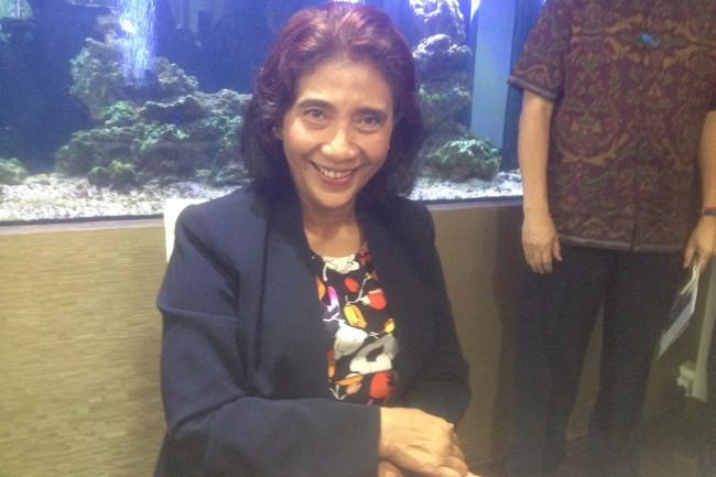 LAMPUNG POST | Tolak PDIP, Menteri Susi: Saya Suka Laut, di Bandung Tak Ada