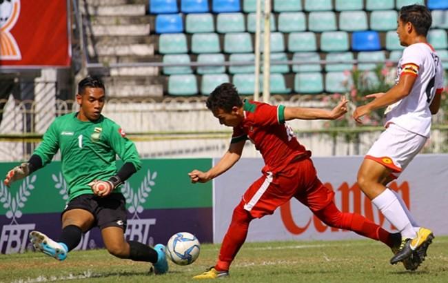 LAMPUNG POST | Saddil Kartu Merah, Indonesia Vs Thailand 0-0 di Babak 1