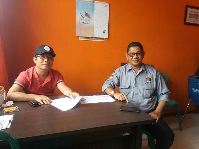 LAMPUNG POST | KPU Lampung Utara Lakukan Tahapan Coklit