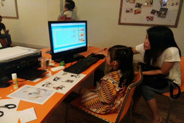 LAMPUNG POST | Digikidz Komitmen Tingkatkan Kreativitas Anak