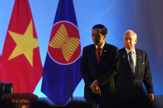 LAMPUNG POST | Presiden Jokowi-PM Malaysia Bahas Isu Perbatasan