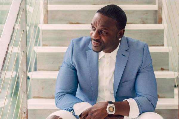 LAMPUNG POST | Akon Beli 50 Persen Layanan Unduhan Musik Afrika