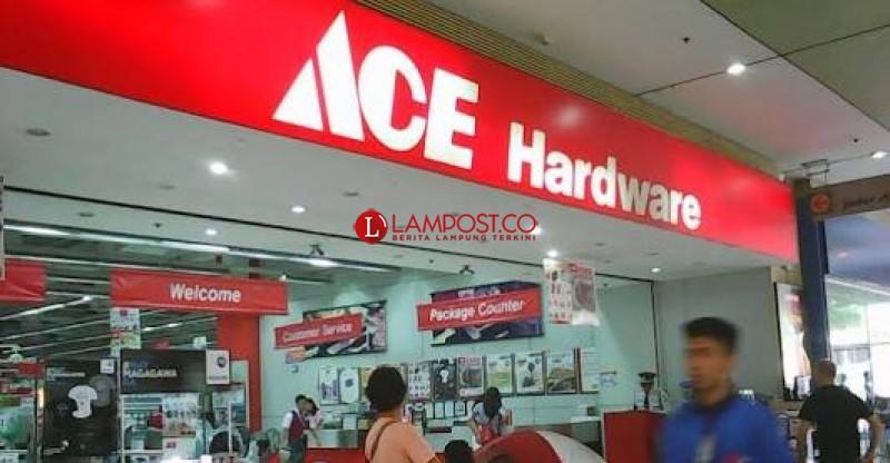 ACE Hardware Tawarkan Promosi Koper