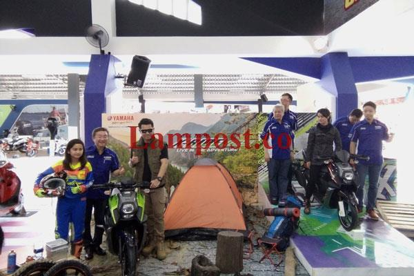 LAMPUNG POST | Yamaha Luncurkan All New X-Ride 125