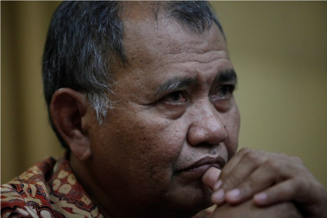 LAMPUNG POST | Ketua KPK Bantah Tudingan Miryam soal Uang Pengamanan