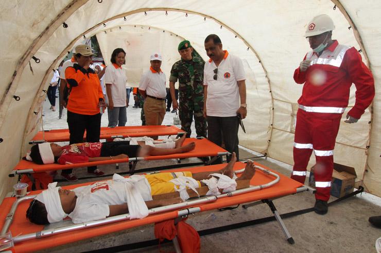 LAMPUNG POST | PMI Lampung Buka Posko Mudik Layanan Ambulans