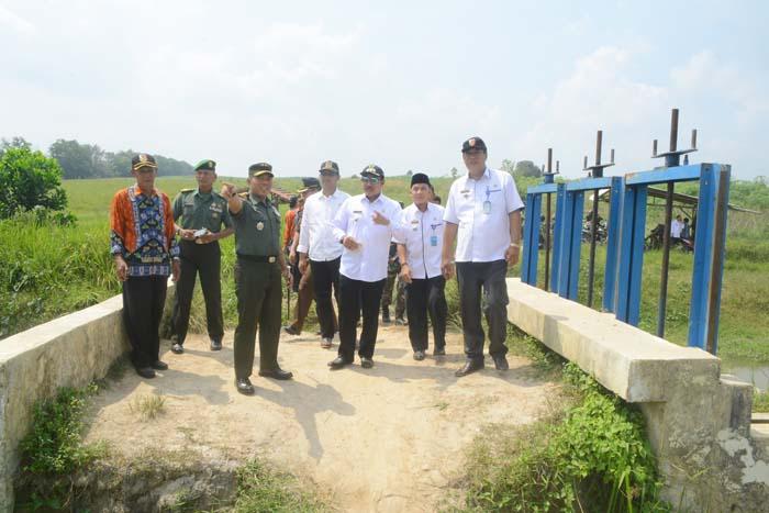 LAMPUNG POST | TNISiap Berperan dalam Pembangunan Kampung