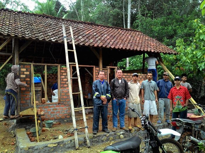 Lambar Siapkan Rp6,1 Miliar untuk Rumah Swadaya