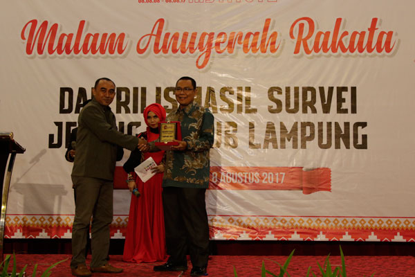 LAMPUNG POST | Lampung Post Jadi Media Paling Electable di Lampung