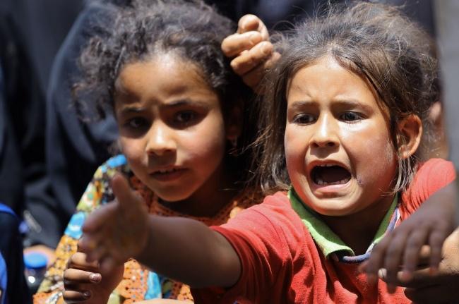 LAMPUNG POST | UNICEF Sebut Lebih dari 5 Juta Anak-Anak Irak Butuh Bantuan