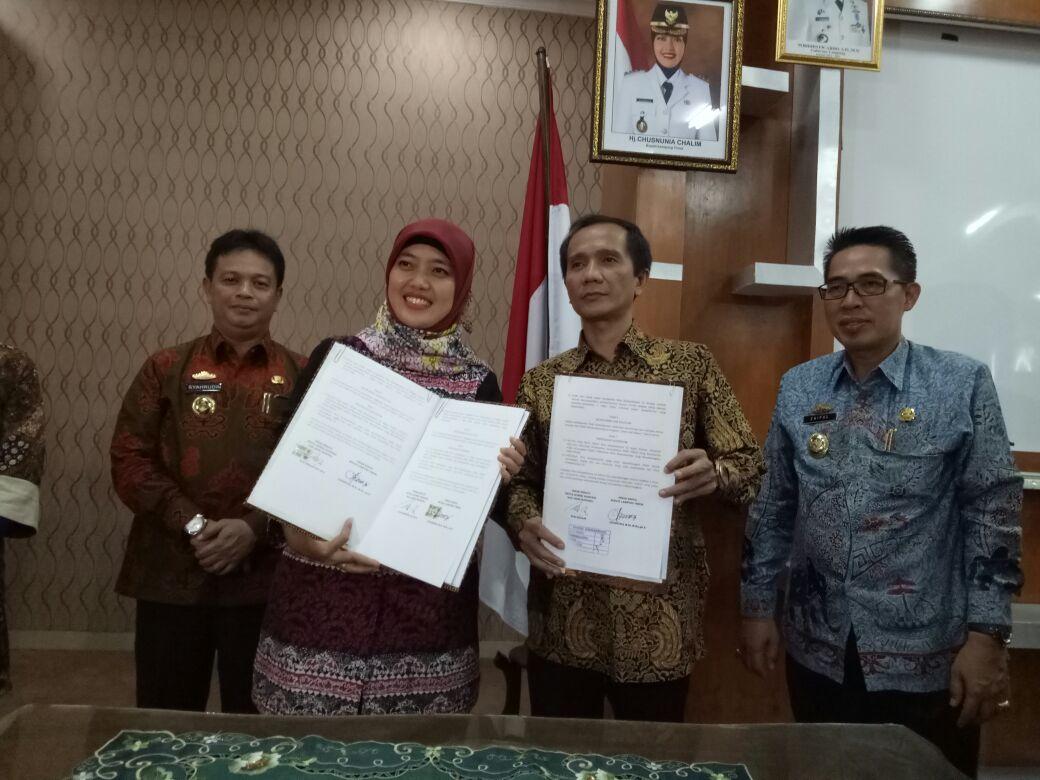 LAMPUNG POST | Lampung Timur Teken Kerja Sama dengan Komnas HAM