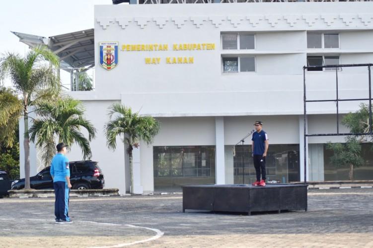 Adipati Minta ASN Tetap Netral Pada Pilgub Lampung 2018.