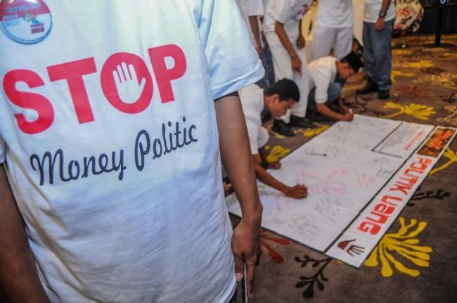 LAMPUNG POST | Tahun Politik dan Politik Uang
