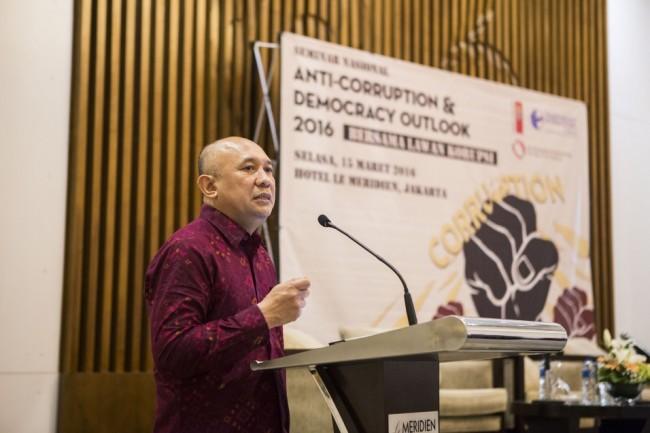 LAMPUNG POST | Teten Jabat Koordinator Staf Khusus Presiden