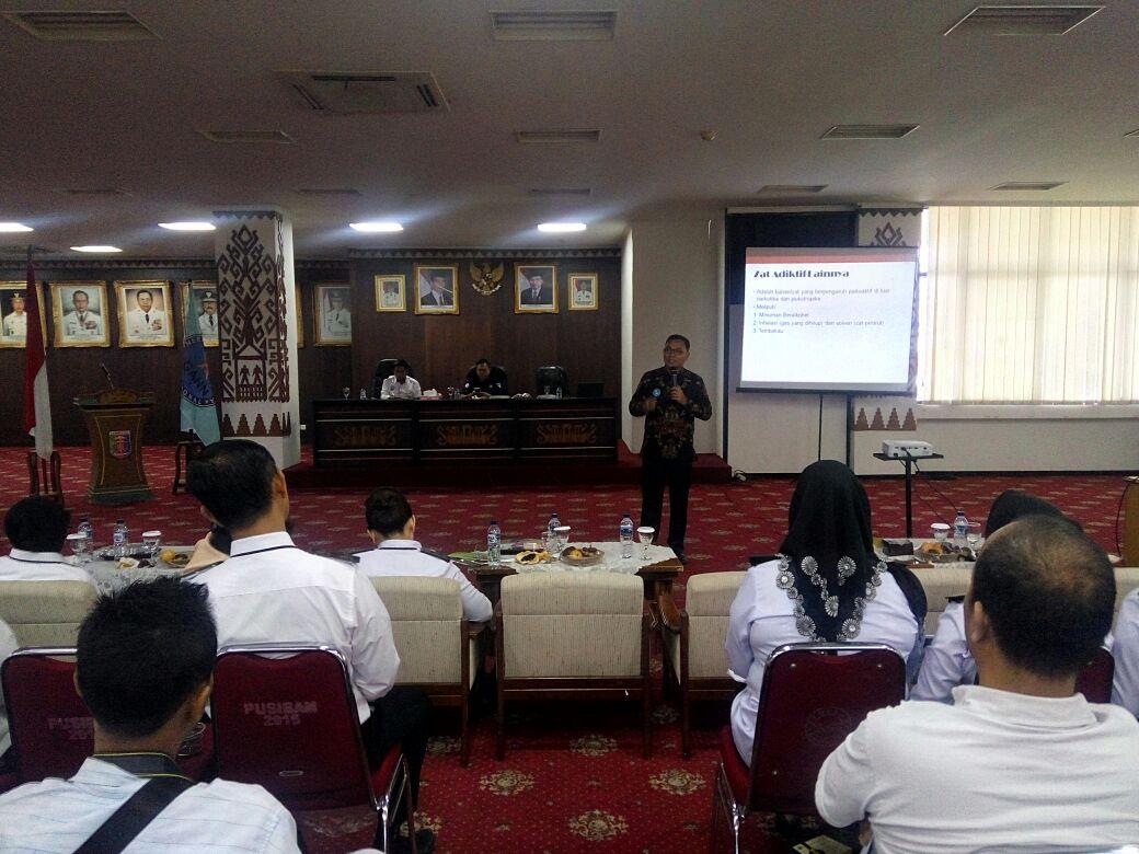 LAMPUNG POST   Inilah Lima Program DPD GANN Lampung Pencegahan Narkoba