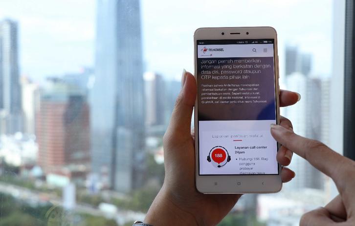 LAMPUNG POST | Telkomsel Imbau Pelanggan Waspada Penipuan