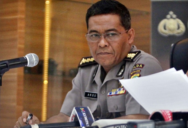 LAMPUNG POST   Polisi Tembak Mati Eksekutor Perampokan di Daan Mogot