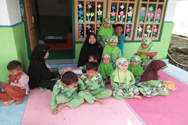 LAMPUNG POST | Tahfiz Quran sebagai Kurikulum Inti