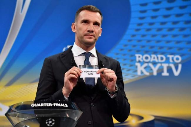 Hasil Undian Perempat Final Liga Champions Sajikan Ulangan Final