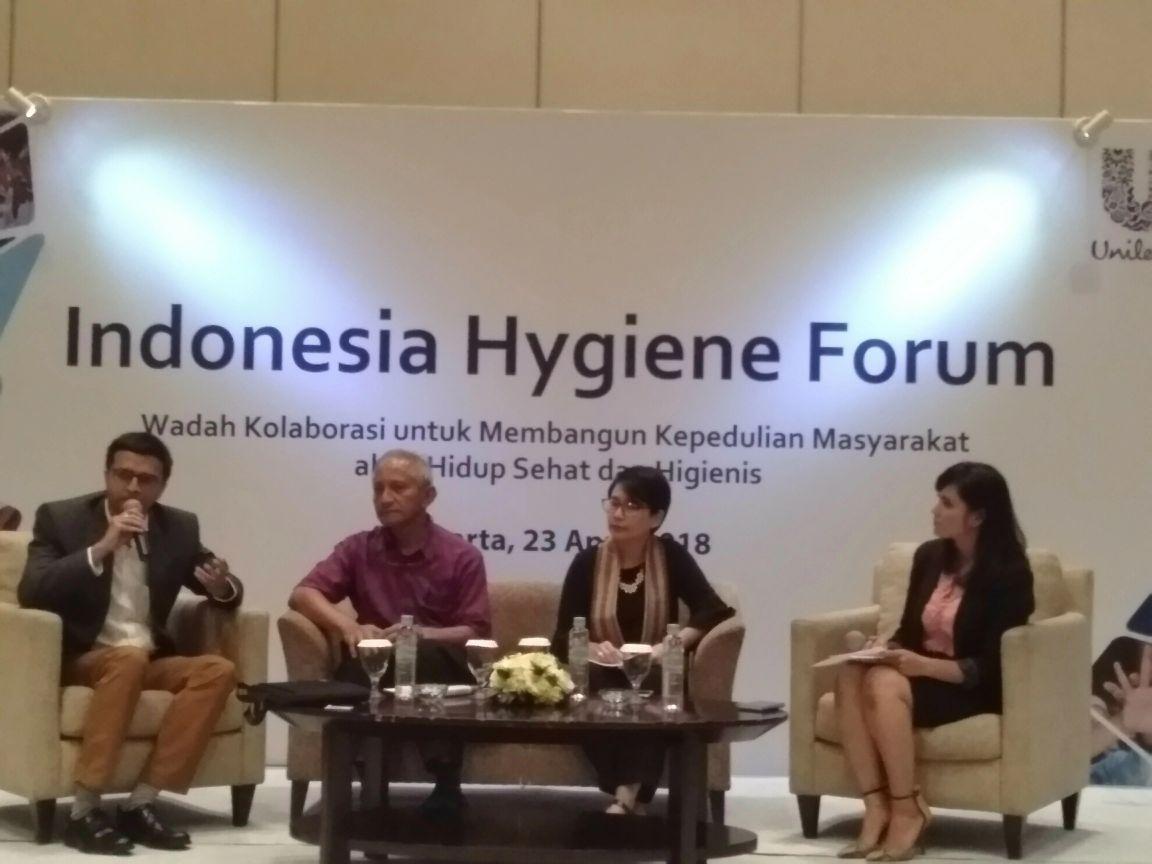 LAMPUNG POST | Indonesia Hygiene Forum Diluncurkan