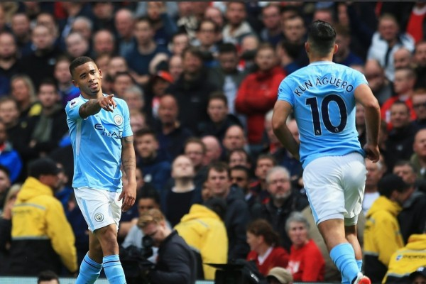 LAMPUNG POST | Manchester City Libas Habis Liverpool 5-0