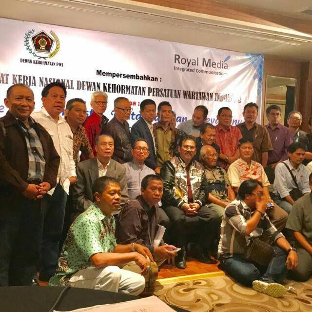 LAMPUNG POST | Tahun Politik, Dewan Kehormatan PWI Minta Pers Netral dan Wartawan Profesional