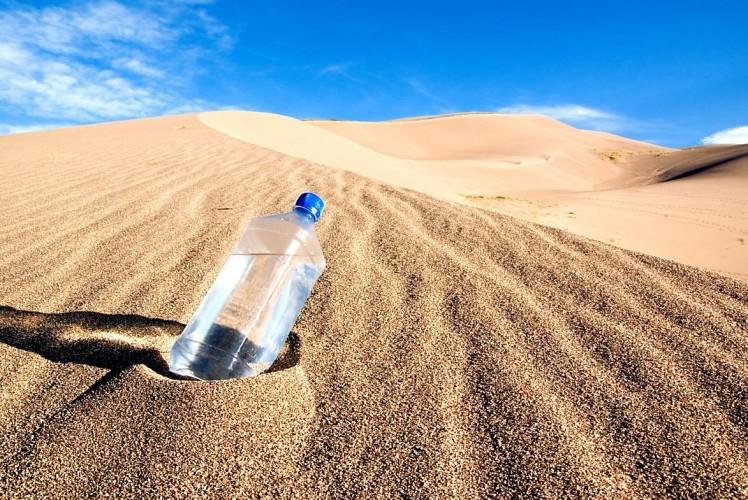 Air Minum di Gurun