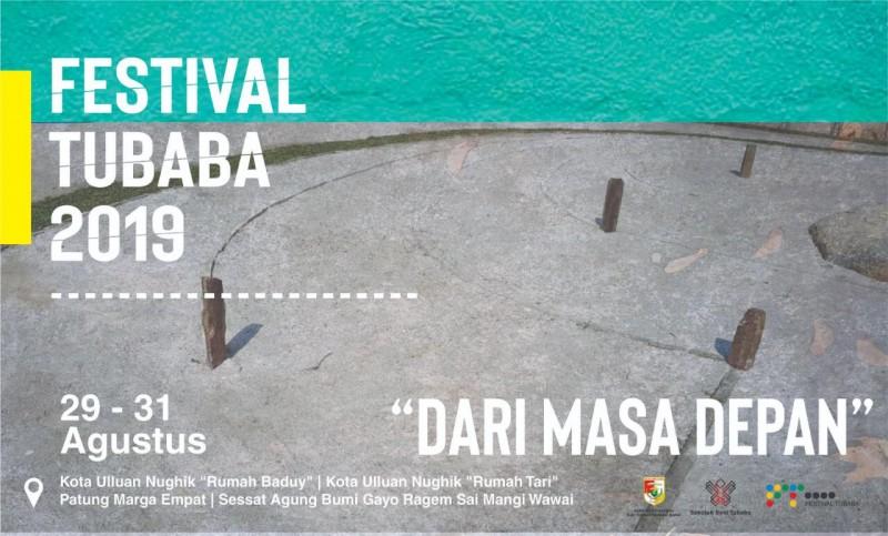 Akhir Agustus, Festival Tubaba Kembali Digelar