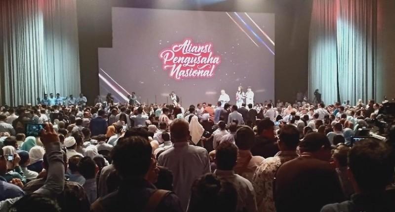 Aliansi Pengusaha Nasional Deklarasi Dukung Prabowo-Sandi