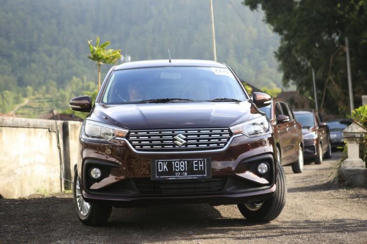 All New Ertiga Buat Ekspor Suzuki Meningkat