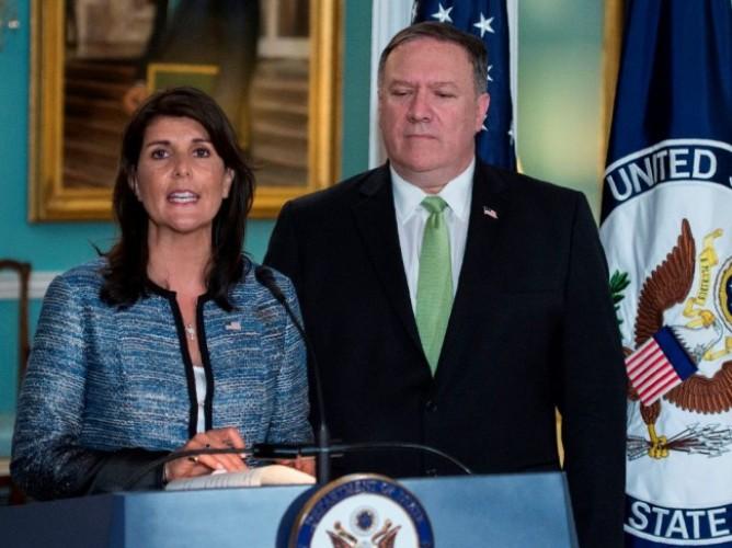 Amerika Serikat Keluar dari Dewan HAM PBB