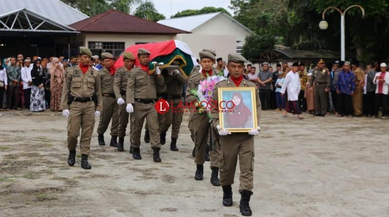 Anggota Legislatif Lampung Barat Meninggal Dunia