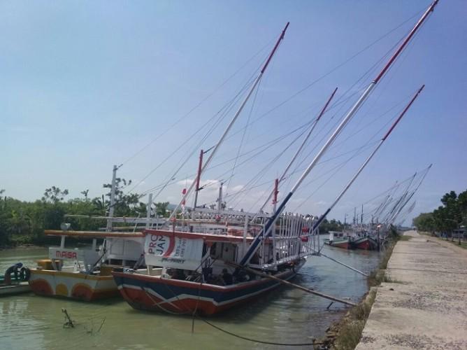 Angin Kencang, Nelayan Tidak Melaut
