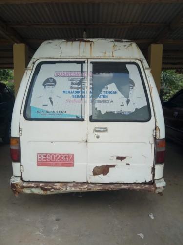 Angkut Sapi Curian dengan Ambulan, Tenaga Honor Puskesmas Dibekuk Polisi