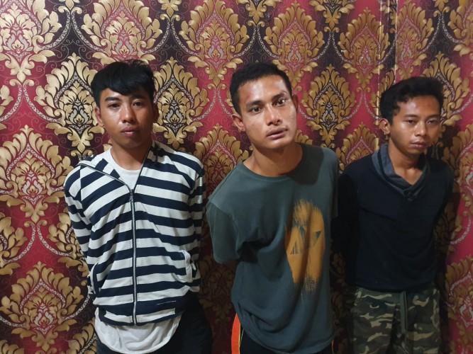 DPO Curanmor Ditangkap Aniaya Pemuda di Cafe