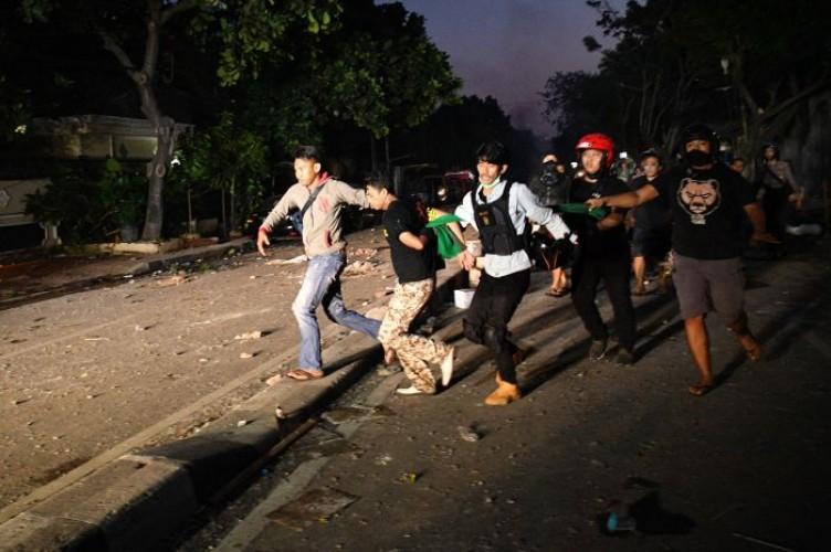 Anies Sebut 6 Orang Tewas dalam Aksi Demonstrasi 22 Mei