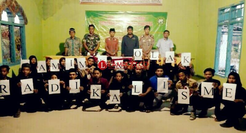 Ansor-Laskar Aswaja Tulangbawang Barat Gelar Dialog Radikalisme