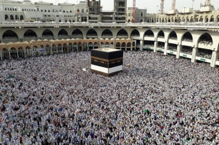 Arafah Sambut 3 Juta Jamaah Haji dari Seluruh Dunia