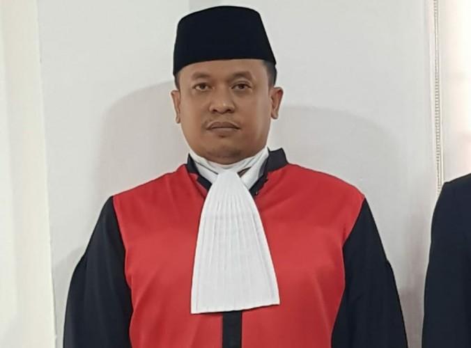 Ardhi Wijayanto Resmi Jabat Kepala PN Kotaagung