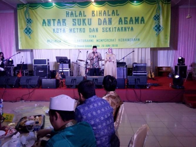 Arinal-Nunik Minta Warga Lampung Jaga Keberagaman