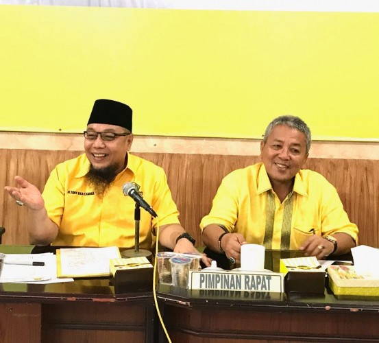 Arinal Sebut Golkar Lampung Konsentrasi Menangkan Jokowi