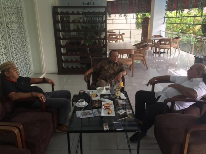 Ariyanto Munawar Imbau Nahdliyin Menangkan Umarsyah DPD RI