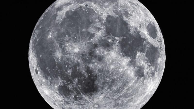 Asal Usul Terbentuknya Bulan