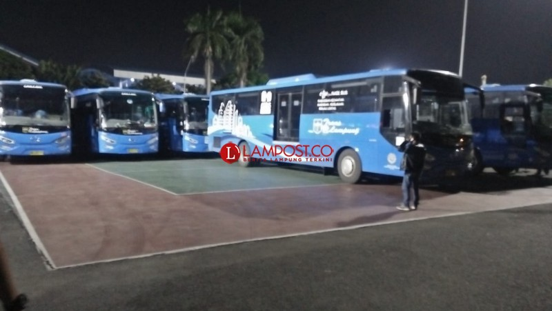 ASDP  Bakauheni Siapkan 8 Bus khusus  Penumpang Difabel dan Lansia