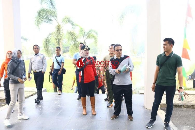 ASN di Lingkup Pemkab Tuba Diminta Giat dan Fokus Bekerja
