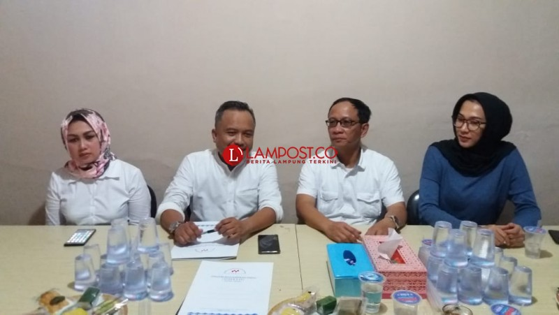 Aspeknas Lampung Agendakan Kongres III