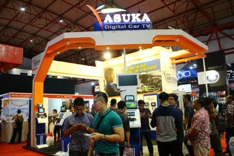 Asuka Car TV Akan Ramaikan IIMS 2019