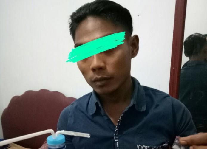 Asyik Nyabu di Hotel Pasir Putih, Warga Panjang Diamankan Polisi