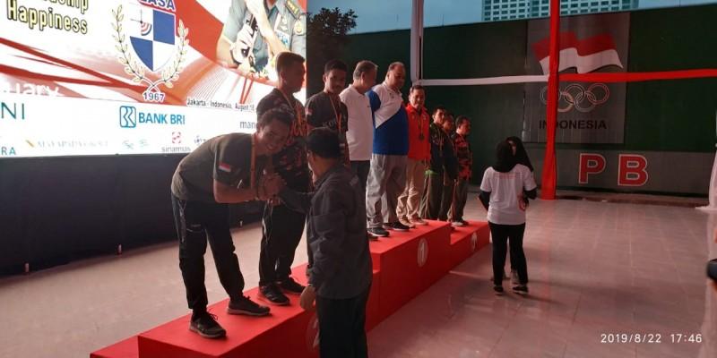 Atlet Kobel SC Juara Indonesia Open Shooting Championship 2019